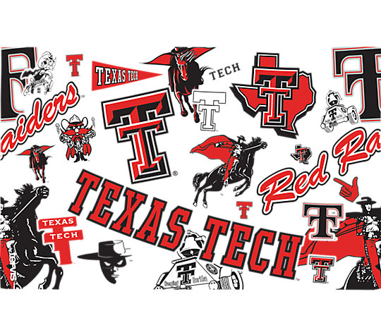 Texas Tech Red Raiders All Over image number 1