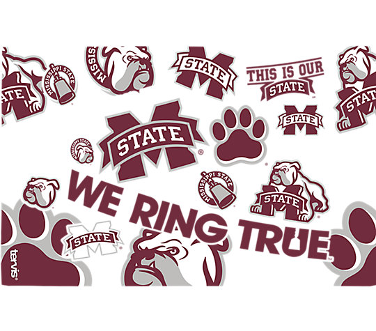 Mississippi State Bulldogs All Over
