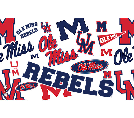 Ole Miss Rebels All Over image number 1