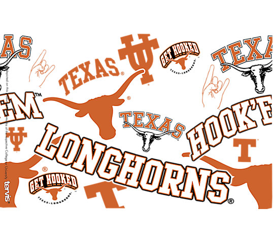 Texas Longhorns All Over image number 1