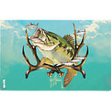Guy Harvey® - Bass and Antlers