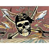 Guy Harvey® - Under Sea Pirate