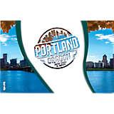 Oregon - Portland Stamp