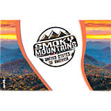 Tennessee - Smoky Mountains Stamp
