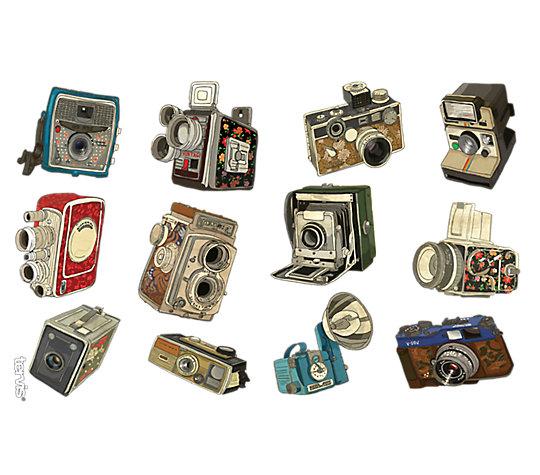 Retro Cameras image number 1