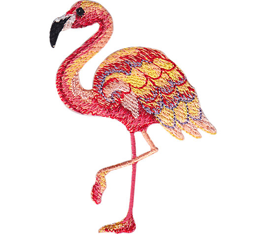 Multi-Color Flamingo image number 1