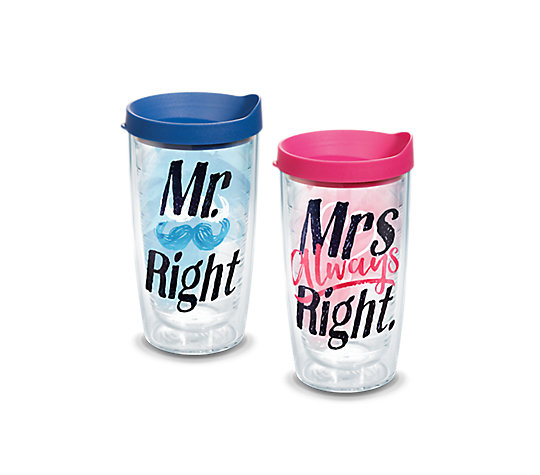 Mr. Right and Mrs. Always Right,