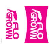 FloGrown - Pink Logo