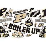 Purdue Boilermakers All Over