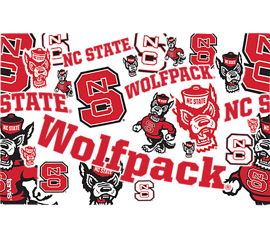 NC State Wolfpack All Over
