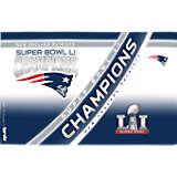 NFL® New England Patriots NFL Super Bowl 51 Champions