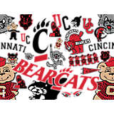Cincinnati Bearcats All Over