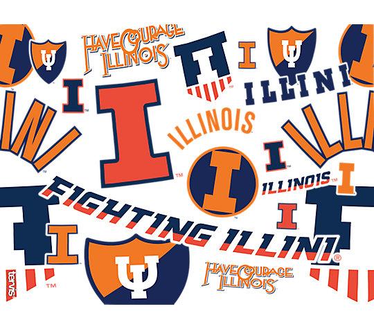 Illinois Fighting Illini All Over image number 1