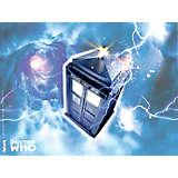 BBC - Doctor Who Tardis
