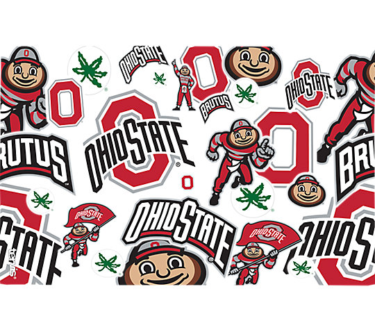 Ohio State Buckeyes All Over image number 1