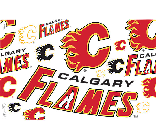 NHL® Calgary Flames® All Over image number 1