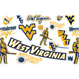 West Virginia Mountaineers All Over
