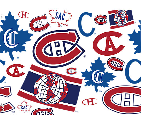 NHL® Montreal Canadiens® All Over image number 1