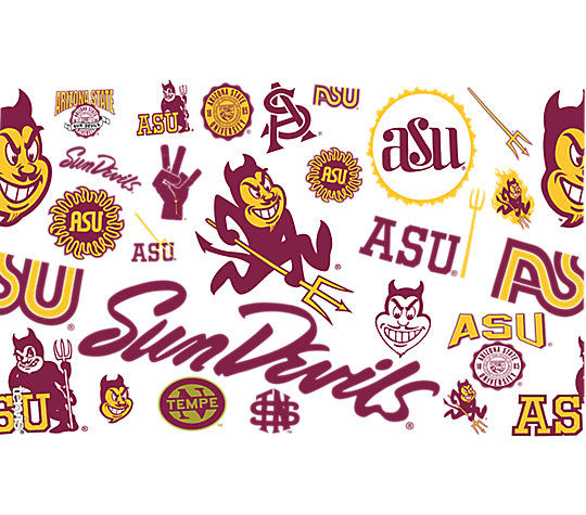 Arizona State Sun Devils All Over image number 1