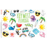 emoji™ - Tropical Key West