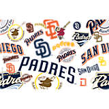 MLB® San Diego Padres™ All Over