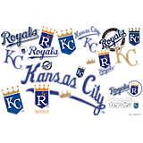 MLB® Stainless Steel Tumbler, Kansas City Royals™ All Over
