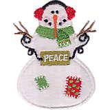 Snowman Peace