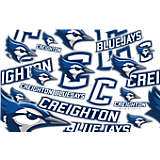 Creighton Bluejays All Over