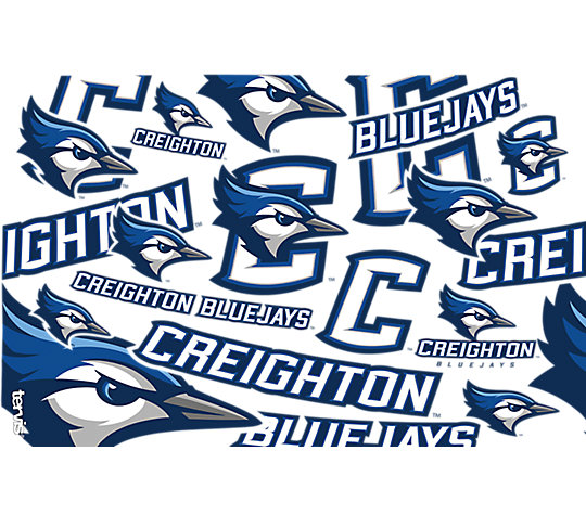 Creighton Bluejays All Over image number 1