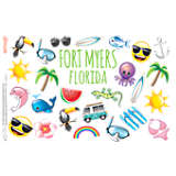 emoji™ - Tropical Fort Myers Florida