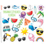 emoji™ - Tropical Panama City Beach Florida