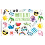 emoji™ - Tropical Myrtle Beach South Carolina