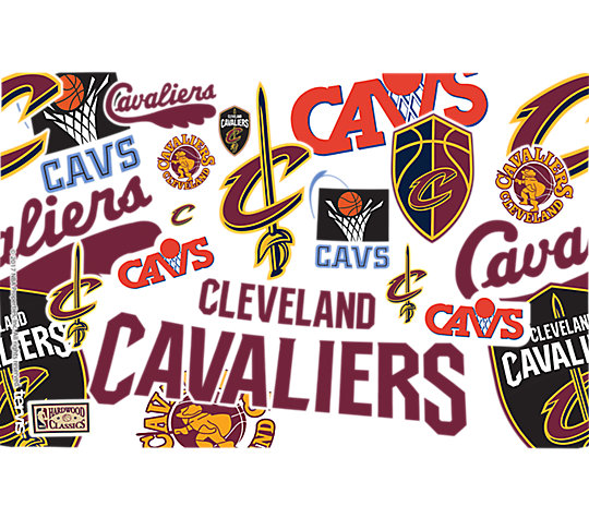 NBA® Cleveland Cavaliers All Over image number 1