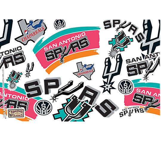 NBA® San Antonio Spurs All Over