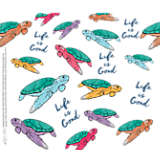 Life is Good® - Turtle Pattern