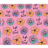 Life is Good® - Floral Pattern