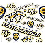 NHL® Nashville Predators® All Over