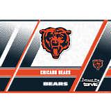 NFL® Stainless Steel Tumbler, Chicago Bears Edge