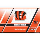 NFL® Stainless Steel Tumbler, Cincinnati Bengals