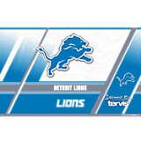 NFL® Stainless Steel Tumbler, Detroit Lions Edge