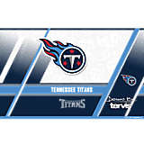 NFL® Stainless Steel Tumbler, Tennessee Titans Edge