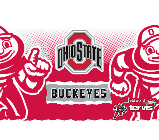 Ohio State Buckeyes Knockout image number 1