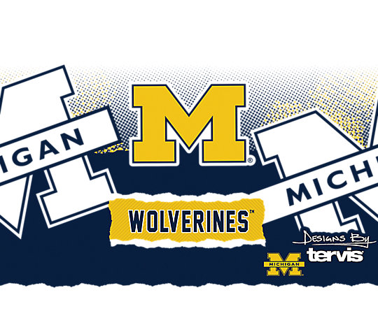 Michigan Wolverines Knockout image number 1