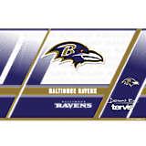 NFL® Stainless Steel Tumbler, Baltimore Ravens Edge