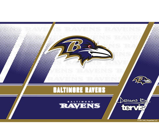 NFL® Baltimore Ravens Edge image number 1