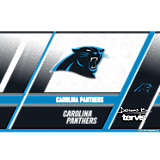 NFL® Stainless Steel Tumbler, Carolina Panthers Edge