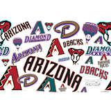 MLB® Stainless Steel Tumbler, Arizona Diamondbacks™