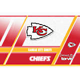 NFL® Stainless Steel Tumbler, Kansas City Chiefs Edge