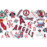 MLB® Stainless Steel Tumbler, Angels™