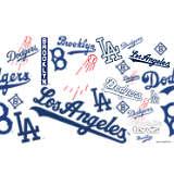 MLB® Stainless Steel Tumbler, Los Angeles Dodgers™